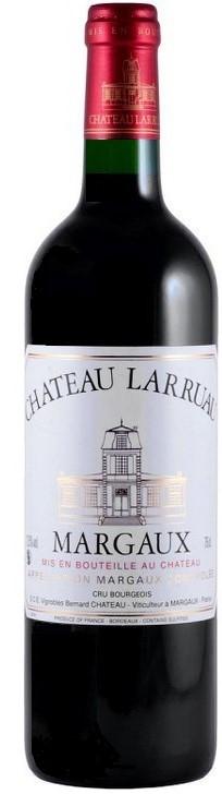 Vin Rouge Bordeaux A.O.C Margaux Chateau Larruau 2011 75 cl.