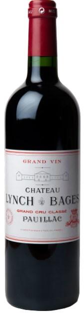 Vin Rouge Bordeaux A.O.C Pauillac Chateau Lynch Bages 2012 75 cl.