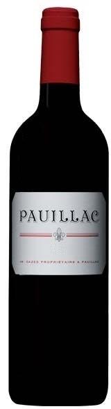 Vin Rouge Bordeaux A.O.C Pauillac Pauillac de Lynch-Bages 2012 75 cl.