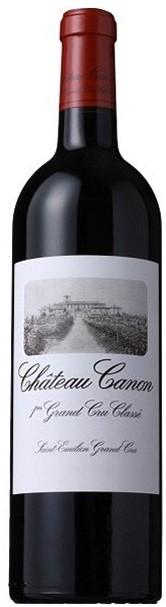 Vin Rouge Bordeaux A.O.C ST-Emilion Chateau Canon 2012 75 cl
