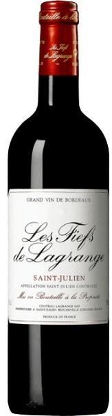 Vin Rouge Bordeaux A.O.C ST-Julien Les Fiefs de Lagrange 2011 75 cl.