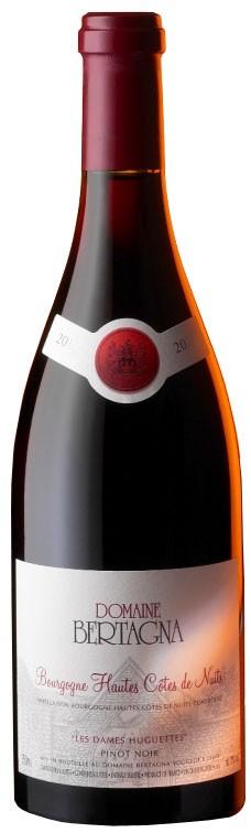 Vin Rouge Bourgogne A.O.C Bourgogne Htes Cotes de Nuits Domaine Bertagna Dames Huguettes 2016 75 cl.