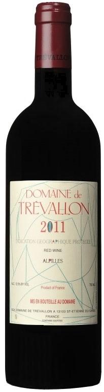 Vin Rouge Les Alpilles I.G.P des Alpilles Domaine Trevallon 2011 75 cl.