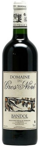 Vin Rouge Provence A.O.C Bandol Domaine Gros Nore 2013 75 cl.