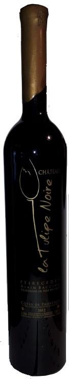 Vin Rouge Provence A.O.P Provence Château la Tulipe Noire 2012 150 cl