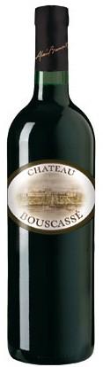 Vin Rouge Sud Ouest A.O.C Madiran Chateau Bouscasse 2007 150 cl.