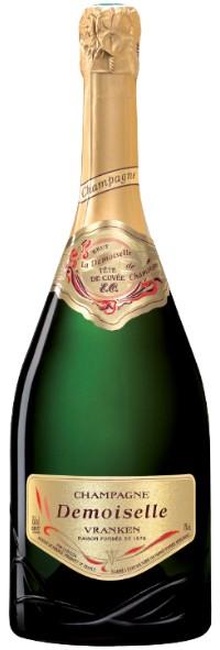 Vin Blanc Champagne Brut Champagne Vranken Demoiselle 150 cl