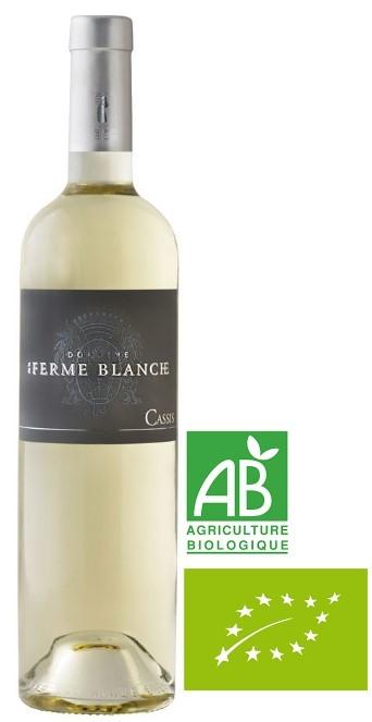 Vin Blanc Provence A.O.P Cassis Domaine de la Ferme Blanche 2018 75 cl