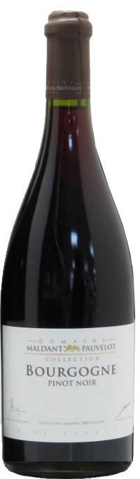 Vin Rouge Bourgogne A.O.C Bourgogne Domaine Maldant Pinot Noir 2017 75 cl.