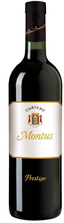 Vin Rouge Sud Ouest A.O.C Madiran Chateau Montus Cuvee Prestige 1999 75 cl.