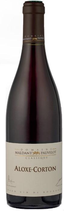 Vin Rouge Bourgogne A.O.C Aloxe-Corton Domaine Maldant 2014 75 cl.