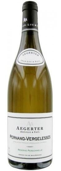 Vin Blanc Bourgogne A,O,C Pernand Vergelesses Domaine Aegerter 2012 75 cl,