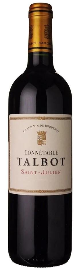 Vin Rouge Bordeaux A.O.C ST-Julien Connetable de Talbot 2011 37.5 cl.