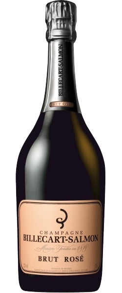 Vin Rosé Champagne Brut rosé Billecart-Salmon 75 cl