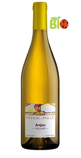 Vin Blanc Loire A,O,C Anjou Domaine Pithon-Paille Moza 2014 75 cl,