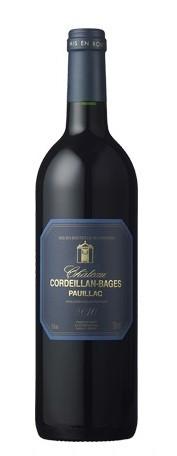 Vin Rouge Bordeaux A.O.C Pauillac Chateau Cordeillan-Bages 2011 75 cl.