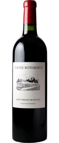 Vin Rouge Bordeaux A.O.C ST-Emilion Tertre Roteboeuf 2007 75 cl.