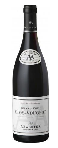 Vin Rouge Bourgogne A.O.C Clos de Vougeot Grand Cru Domaine Aegerter 2011 75 cl.