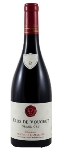 Vin Rouge Bourgogne A.O.C Clos de Vougeot Grand Cru Domaine Lamarche 2011 75 cl.