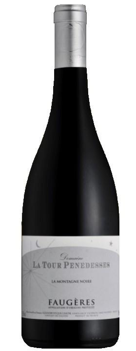 Vin Rouge Languedoc A.O.C Faugeres La Tour Penedesses Montagne Noire 2017 75 cl.