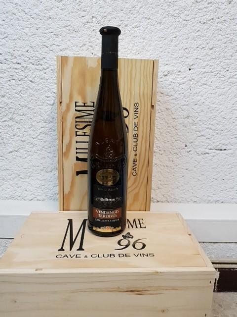 "Vin Doux Alsace A.O.C Gewurztraminer Grand Cru Domaine Wolfberger ""Vendanges Tardives"" 2008 75 cl"