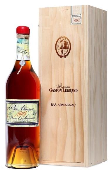 Bas-Armagnac Baron Gaston Legrand 1967 70 cl.