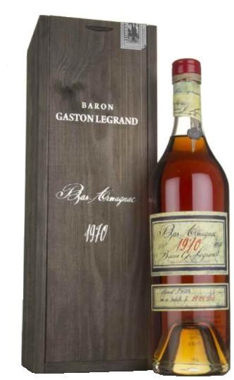 Bas-Armagnac Baron Gaston Legrand 1970 70 cl.