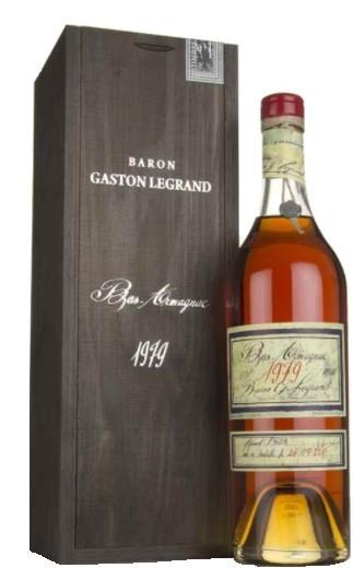 Bas-Armagnac Baron Gaston Legrand 1979 70 cl.