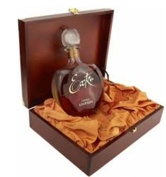 """Cognac Cognac Lheraud """"Extra"""" 70 cl."""