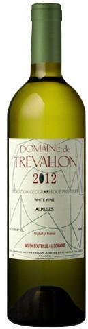 Vin Blanc Les Alpilles I.G.P des Alpilles Domaine Trevallon 2012 75 cl.