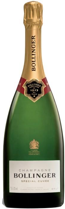"Vin Blanc Champagne Brut Champagne Bollinger ""Spécial"" 75 cl."