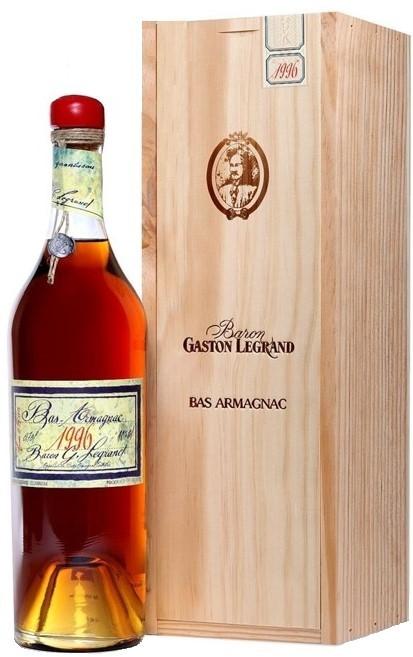 Bas-Armagnac Baron Gaston Legrand 1996 70 cl.