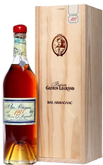 Bas-Armagnac Baron Gaston Legrand 1997 70 cl.