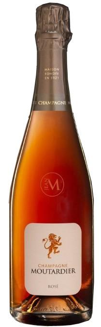 Champagne Rosé Domaine Moutardier 75 cl