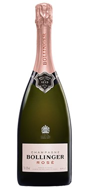 Vin Rosé Champagne Brut rosé champagne Bollinger 75 cl,