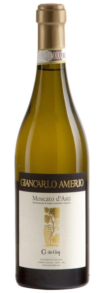 Vin Doux Italie A.O.C Moscato d'Asti La Casa in Collina 2018 75 cl.