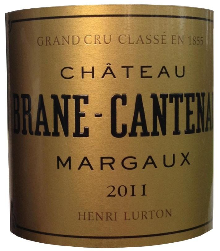 A.O.C Margaux Château Brane-Cantenac 2011 75 cl