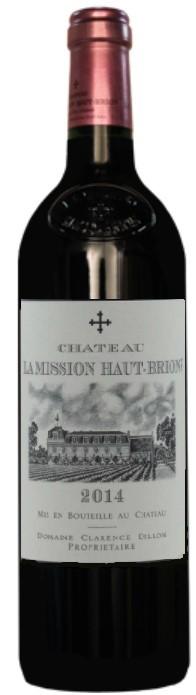 A.O.C Pessac-Leognan Château La Mission Haut Brion 2014 75 cl