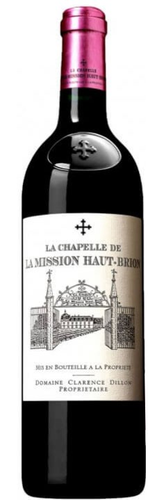 A.O.C Pessac-Leognan La Chapelle de La Mission Haut Brion 2009 75 cl