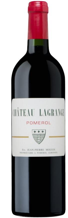 A.O.C Pomerol Château Lagrange 2011 75 cl
