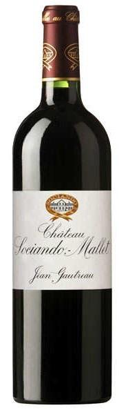 Haut-Medoc Chateau Sociando-Mallet 2003 75 cl