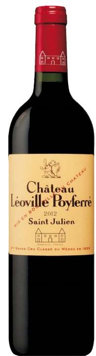 Château Léoville Poyferré 2012 75 cl