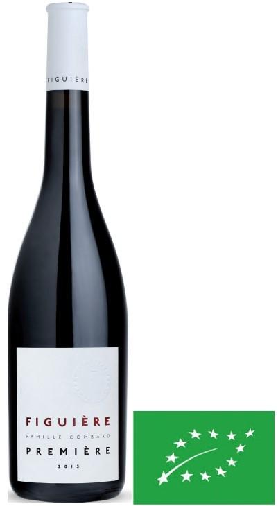 """Vin Rouge Provence A.O.P Provence Domaine Figuière """"Première"""" 2016 75 cl"""