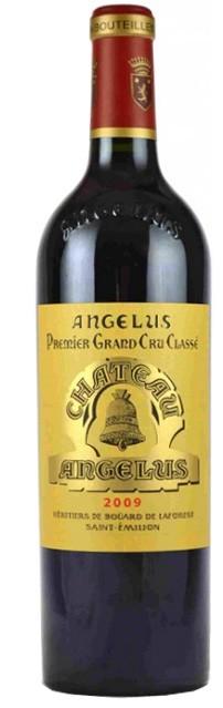 Château l'Angelus Grand Cru 2009 75 cl
