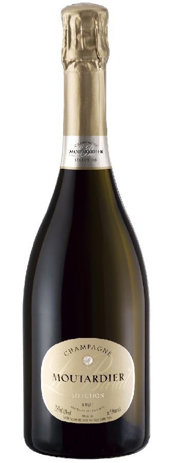 """Champagne Brut Moutardier """"Sélection"""" 75 cl"""