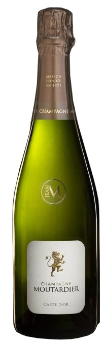 """Champagne Brut Moutardier """"Carte d'Or"""" 75 cl"""
