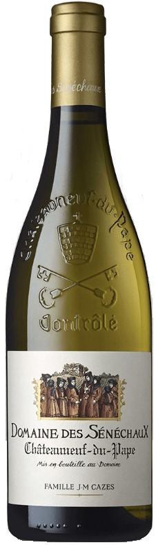 Vin Rouge Vallee Rhone A.O.C Chateauneuf du Pape Domaine des Senechaux 2018 75 cl.