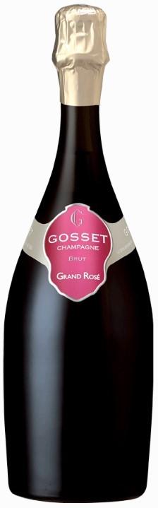 Champagne Gosset Grand Rosé Brut 75 cl