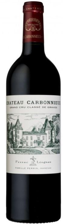Vin Rouge Bordeaux A.O.C Pessac-Leognan Chateau Carbonnieux 2015 75 cl.