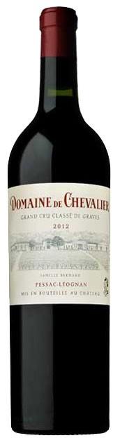 Vin Rouge Bordeaux A.O.C Pessac-Leognan Domaine de Chevalier 2012 75 cl.